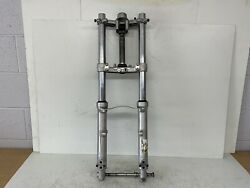 Yamaha Rz500 Rd500 Front End Forks Triple Trees Axle Rz Rd 500