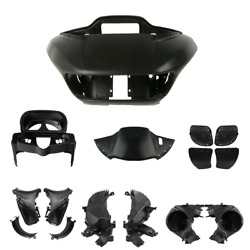 Fairing Speaker Box Door Air Duct Instrument Fit For Harley Road Glide 15-21 Abs
