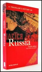 A Travellerand039s History Of Russia 1997 Gift Quality History 19thc To Soviet Union