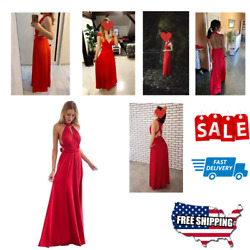 Long Party Dresses Sexy Formal Casual Elegant Evening For Women New $26.71