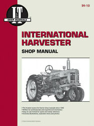 International Harvester Model 300-350 Utility 400-400d And W400-w450d Tractor Ser