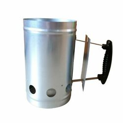 Kamado Barbecue Camping Charcoal Fireplace Ignition Starter Fire Stove Bucket