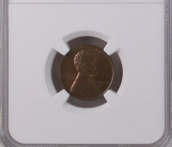 1910 Ngc And Cac Pf65 Rb Lincoln Wheat Cent Penny