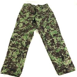 Ana Afghan Army Combat Pants, Hyperstealth Spec4ce Forest Camo Uniform Medium