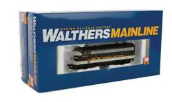Ho Scale - Walthers Mainline 910-19954 Norfolk Southern F7a And B Dcc And Sound