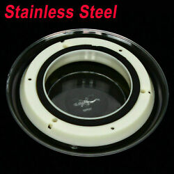 Marine Ventilation Fan Round Boat Air Exhaust Vent Stainless Steel Cover 228mm