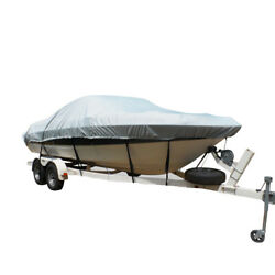 Carver By Covercraft 79009 Carver Flex-fit Pro Polyester Size 9 Boat Cover F/...