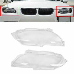 Headlight Lens Strong Light Transmission Premium Abs Material Clear Headlight