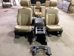 Lariat Crew Cab Interior Package Ford F250sd F350 745504 Donor Truck Was A 2013