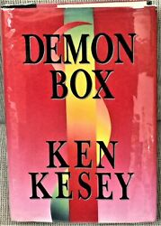 Ken Kesey / Demon Box Signed 1st Edition 1986