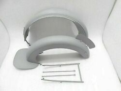 Set Fenders With Holders Front And Rear 1914-1920 Bsa Model ' K And H'