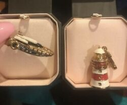 Juicy Couture Rare 2 Water Themed Charms