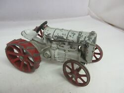 Vintage Fordson Cast Iron Tractor Toy  M-211