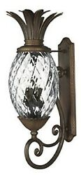 Plantation - Cast Outdoor Lantern Fixture In Traditional Glam Style - 12.5