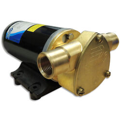 Jabsco 22610-9507 Ballast King Pump With Reversing Switch 15 Gpm