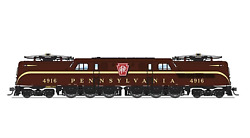 Broadway Limited Imports Ho Pennsy Gg1 Electric Paragon3 4916 627 - Brand New