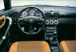 Dashboard Of 2001 Toyota Mr2 Roadster - Vintage Photograph 3384726