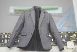 Woo Toys Wo-008 1/6 Scale Dr Green Robert Bruce Banner Gray Suit Model