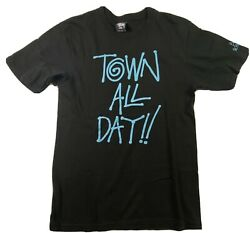 Stussy Seattle X Blue Scholars Tees Size Small Andldquotown All Dayandrdquo T Shirt