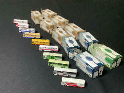 Tomytec Bus Collection Vol.1 2nd 4th 10 Units 1/150