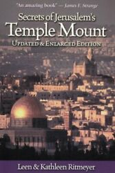 Secrets Of Jerusalem's Temple Mount By Ritmeyer, Kathleen Book The Fast Free