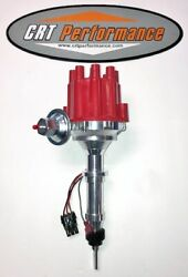 New International Scout Hei Distributor 266 304 345 392 V8 1965-1980 Red
