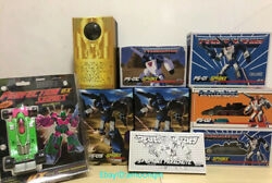 New Mmc Ox Ps01s Transformation Toys Mirage Combination Set Of 8 Action Figure