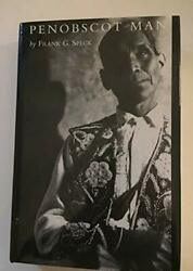 Penobscot Man By Frank G. Speck Book The Fast Free Shipping