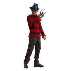 Freddy Krueger 12 16 Scale Action Figure Free Global Shipping
