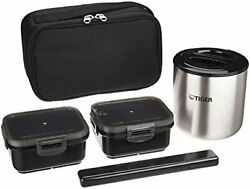 Tiger Thermos Thermal Insulation Lunch Box Stainless About 2.3 Cups Of Tea Bowl