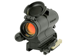 Aimpoint Compm5s Red Dot Reflex Sight, 2 Moa Dot Reticle, W/ Lrp Mount 200500