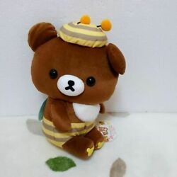 Rilakkuma Harvest Festival Of The Forest Plush Toy Ideal For Gift Gifts