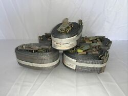 Lot Of 5 New Haven Nh3000-1 Moving Cargo Ratchet Tie Down Straps