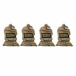 Myron Mixon Smokers Bbq Wood Chunks For Smoking And Grilling Maple 4 Pack