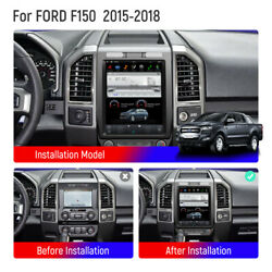 12.1 Touchscreen Android Car Radio Dvd Gps Navigation For Ford F150 2015-2018