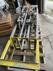 Container Handling Systems Corp. Industrial Food Processing Can Line Drive Unit