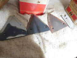 International Harvester Ih Sickle Mower Box Of 17 Knife Sections
