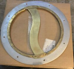 Xena Metal Chakram Prop Lucy Lawless Sci-if Fantasy Tv Relic Stage