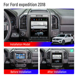 12.1 Touchscreen Android Car Radio Dvd Gps Navigation For Ford Expedition 2018