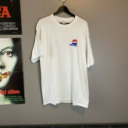 Vintage 00andrsquos Xl Pepsi Extreme Pita Snack T-shirt Tee Candy Chips Soda Pop