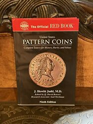 The Official Whitman Red Guide Book United States Us Pattern Coins Free Shipping