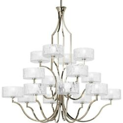 Caress - Chandeliers Light - 16 Light In Luxe And New Traditional Style - 47