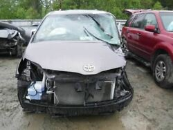 Automatic Transmission 6 Cylinder Fwd Fits 11-16 Sienna 17303884
