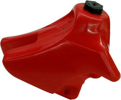 Ims Red Large-capacity Gas Tank For Honda 4.6 Gallon W/hardware 112228-r2