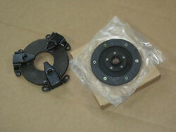 Clutch Pressure Plate And Friction For Ih International 154 Cub Lo-boy 184 185