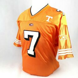Tennessee Vols Colosseum Athletic College Football Jersey Men's Large 7