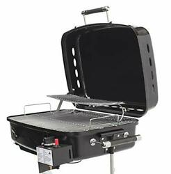 Ysnht500 Rv Or Trailer Mounted Bbq - Motorhome Gas Grill - 214 Sq Inch Cooking