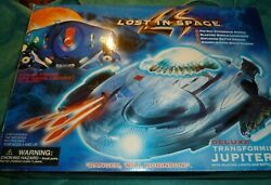 Lost In Space Transforming Jupiter 2 Space Ship Trendmasters 1997 Complete