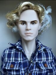 Kyle Spencer Ahs American Horror Story Coven Integrity Evan Peters Fashion Doll