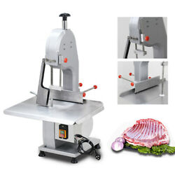 1500w Commercial Meat Bone Saws Cutting Machine Frozen Meat Band Cutter 10-150mm